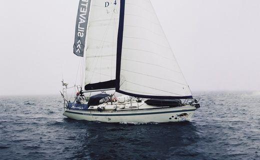 Faroese yacht