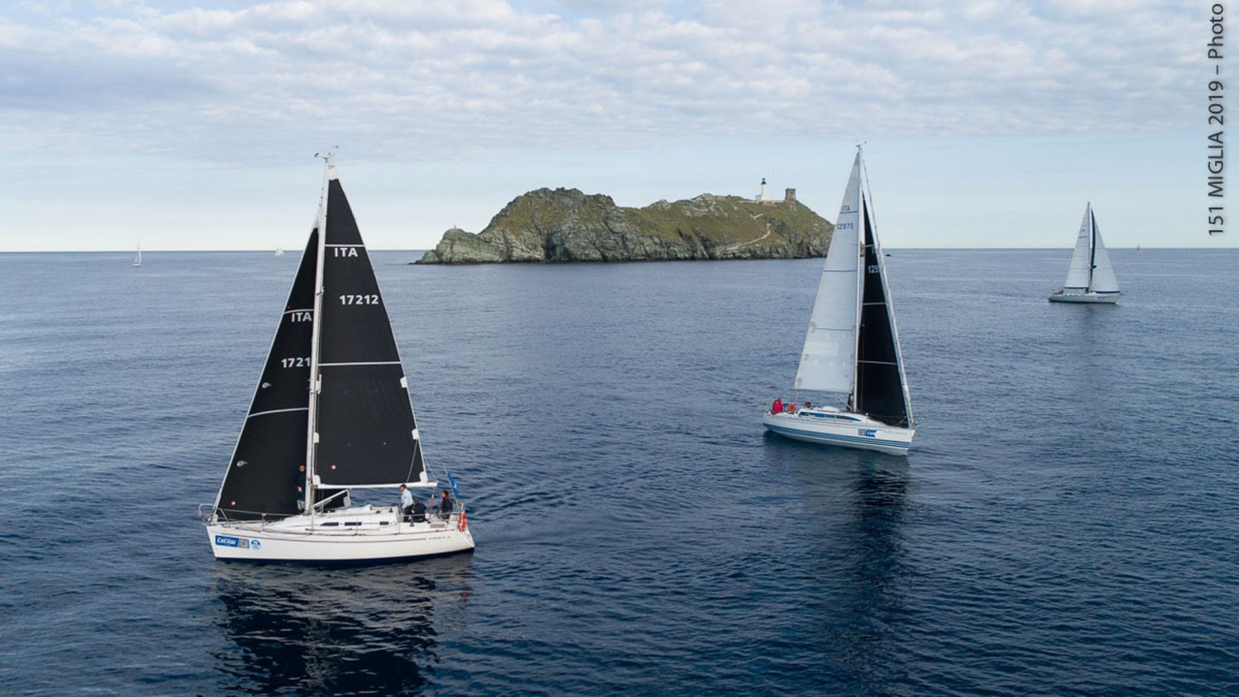 151 MIGLIA 2021 regatta