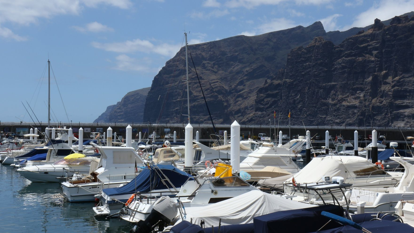 8th ofMarch inthe Canary Islands