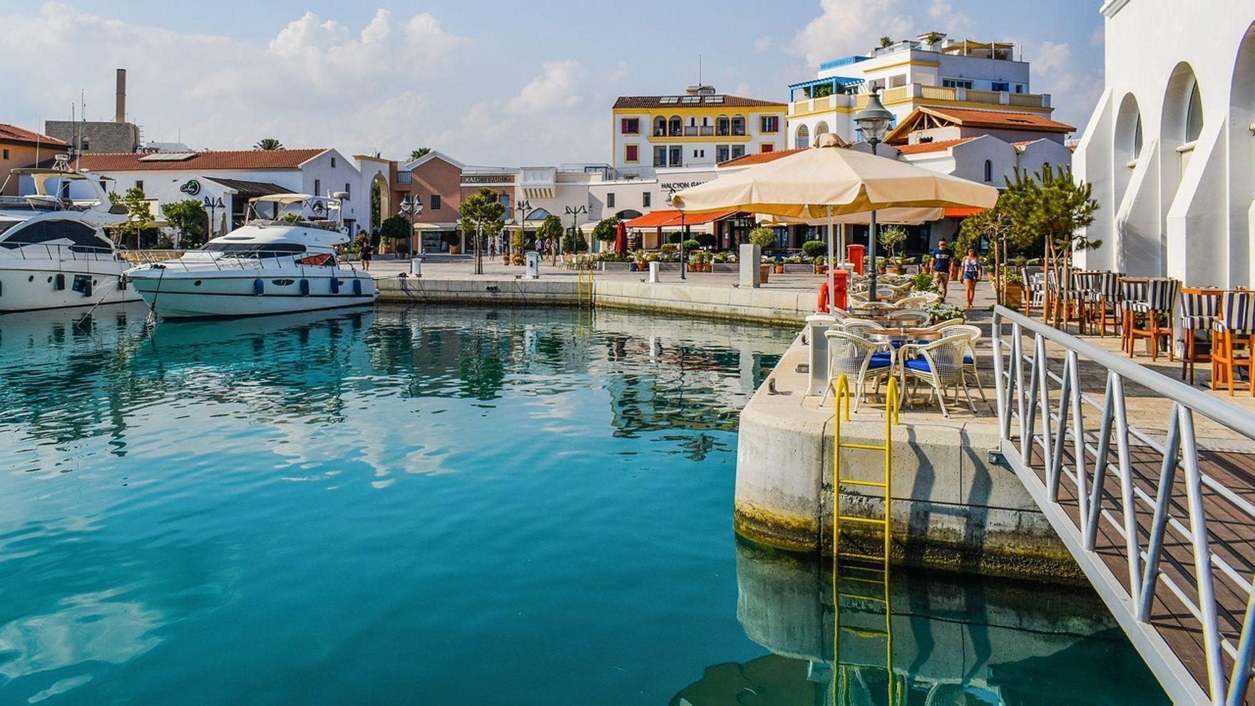 Круиз на яхте на Кипре