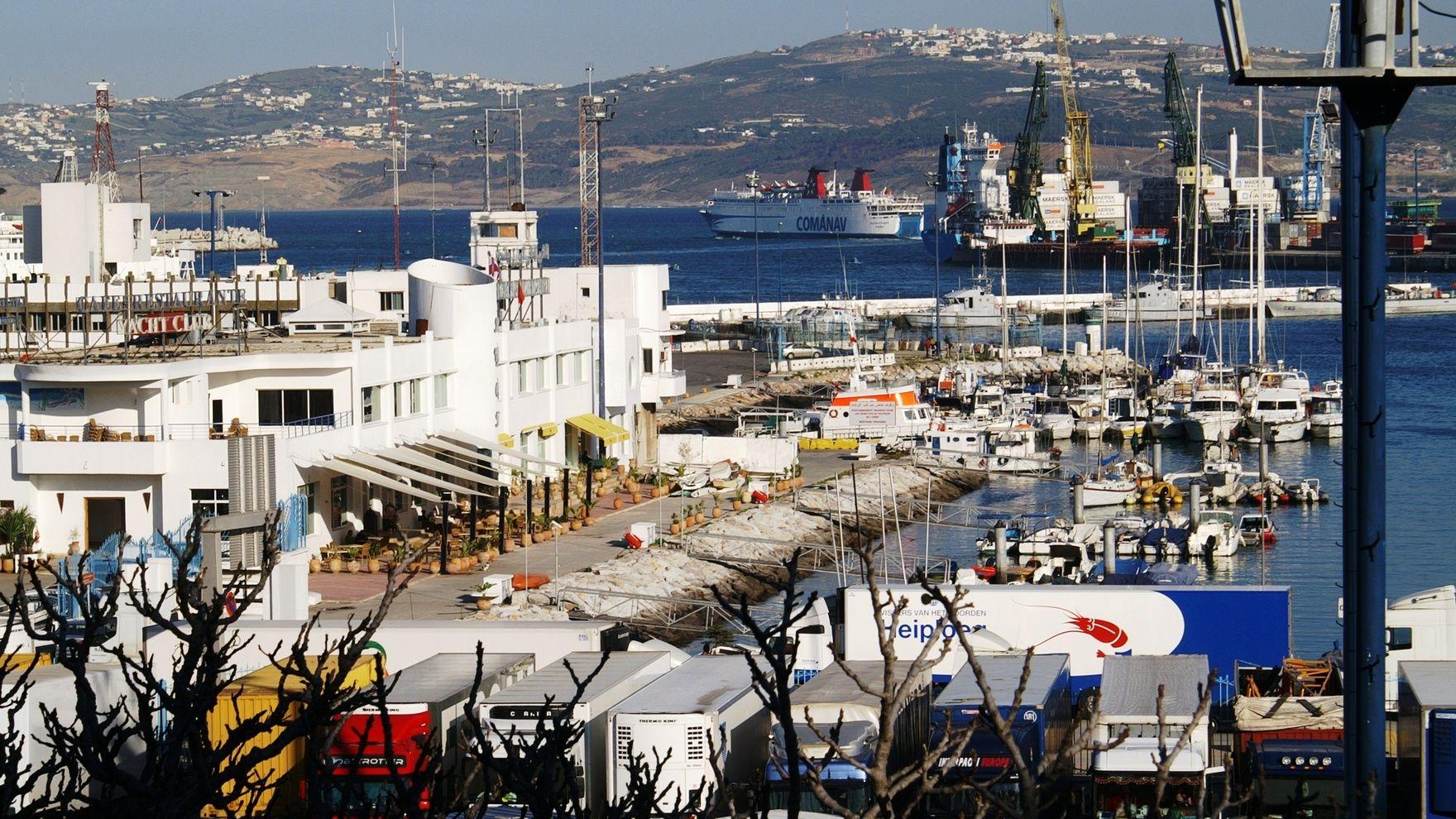 A cruise: Spain - Morocco - Canary Islands