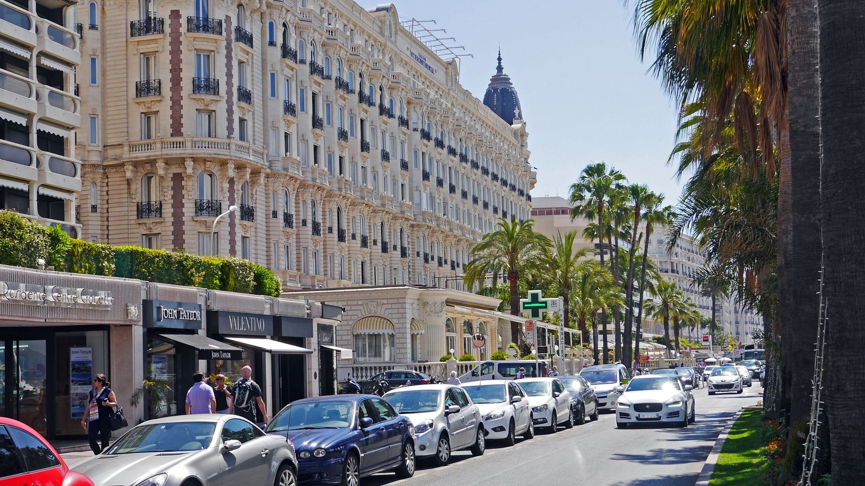 A voyage around the French Riviera