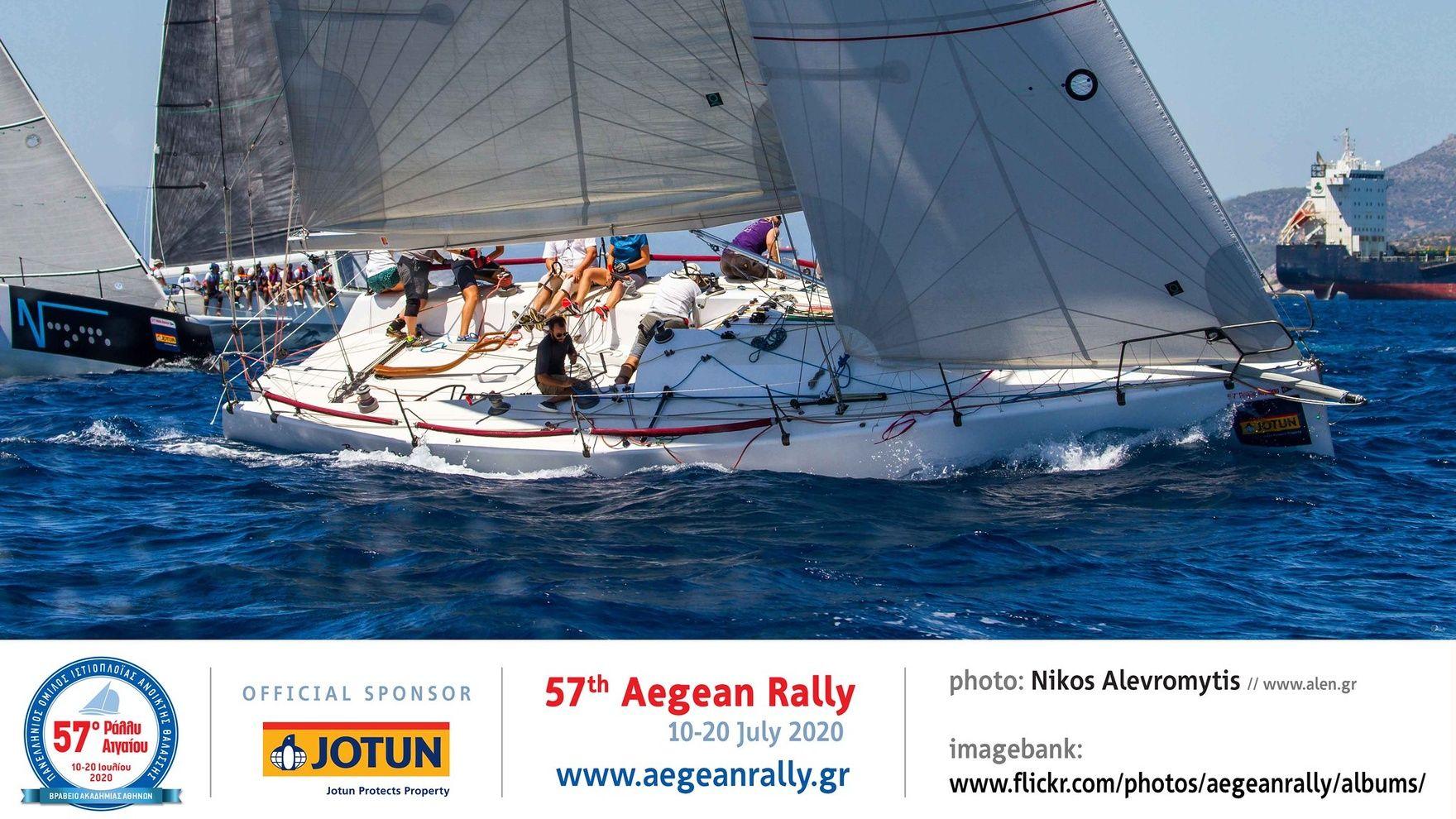 Регата Aegean Rally 2021