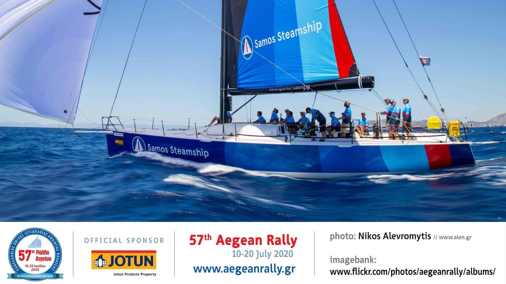 Aegean Rally 2021