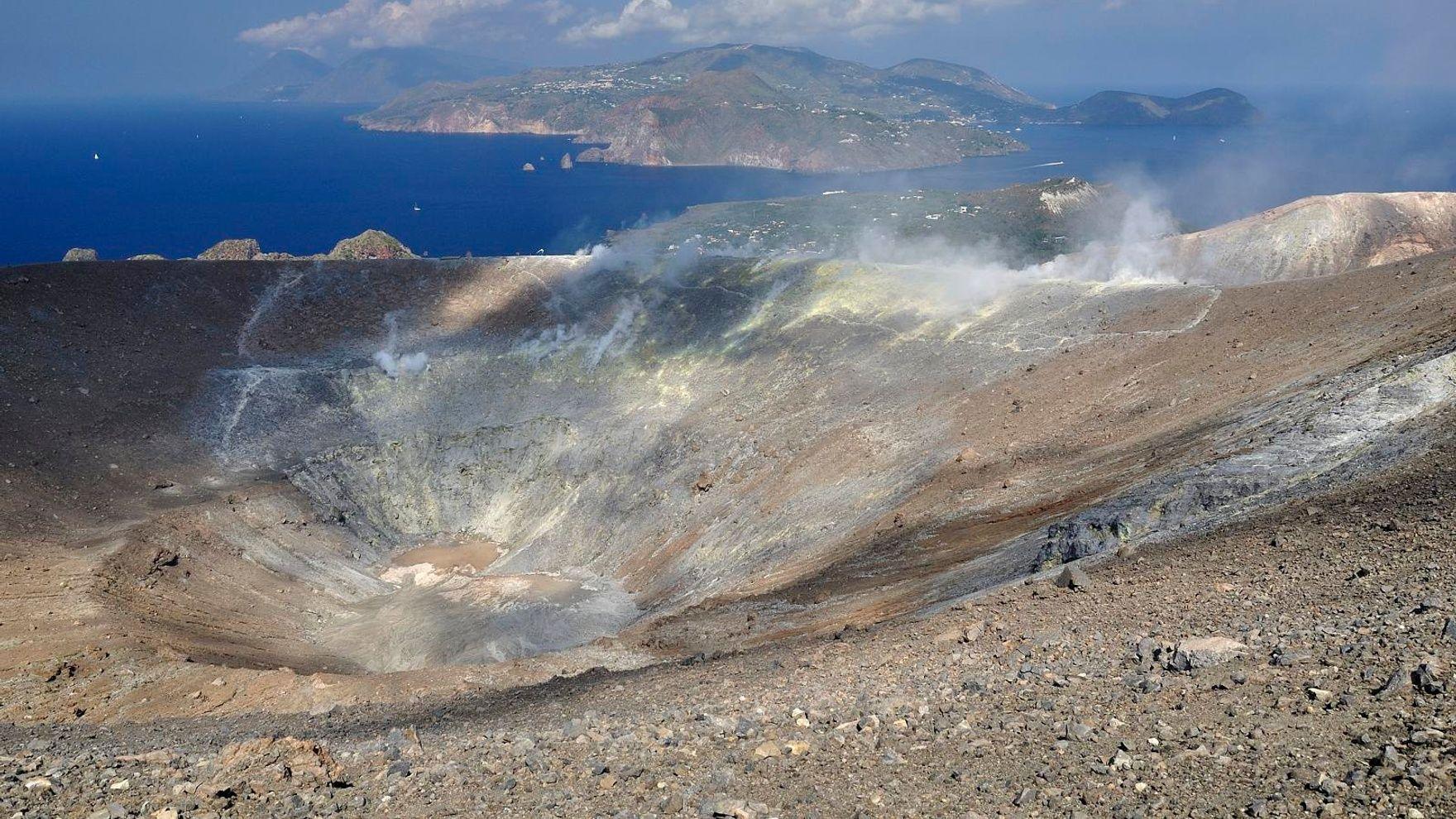 Липарские острова 2021