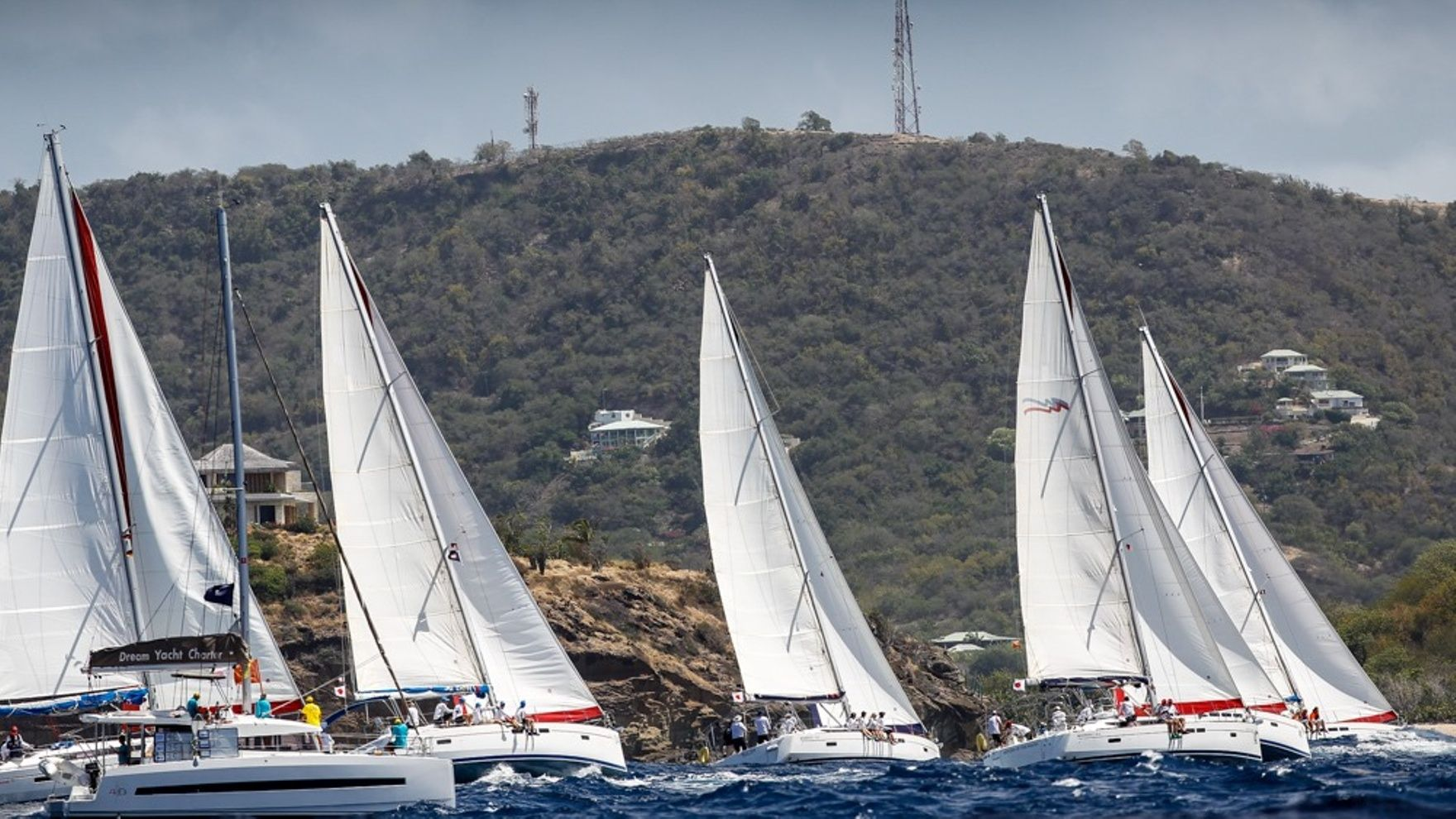 Регата Antigua Sailing Week 2021