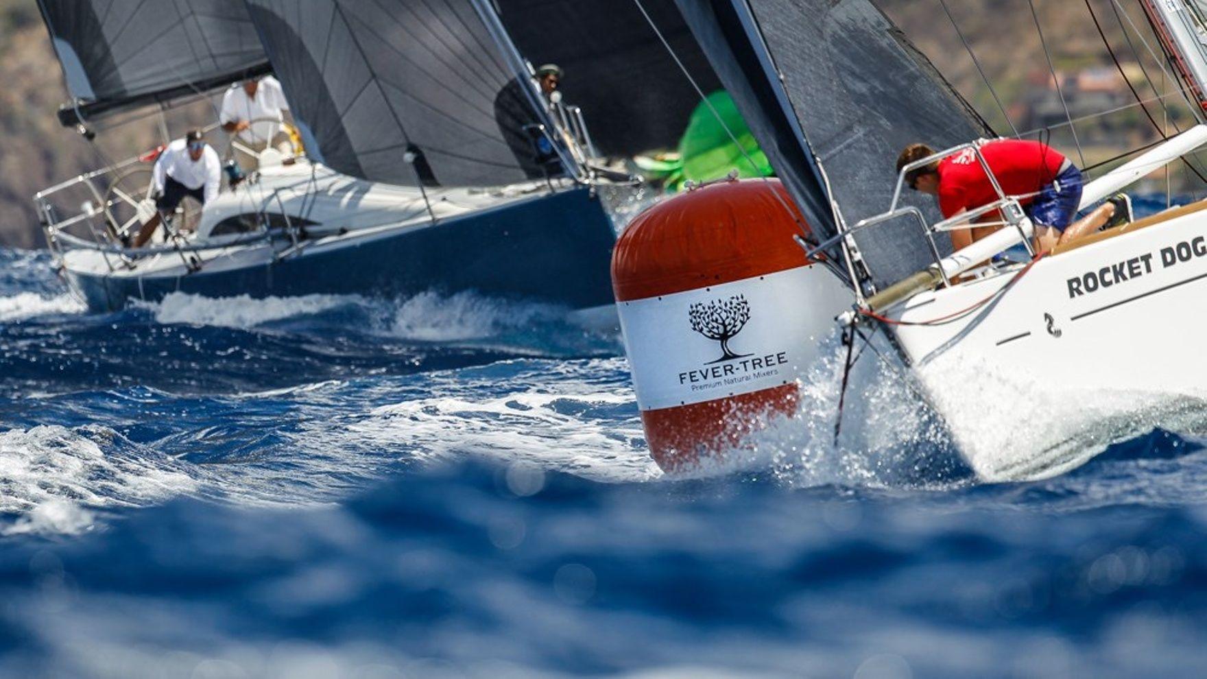 Antigua Sailing Week 2021