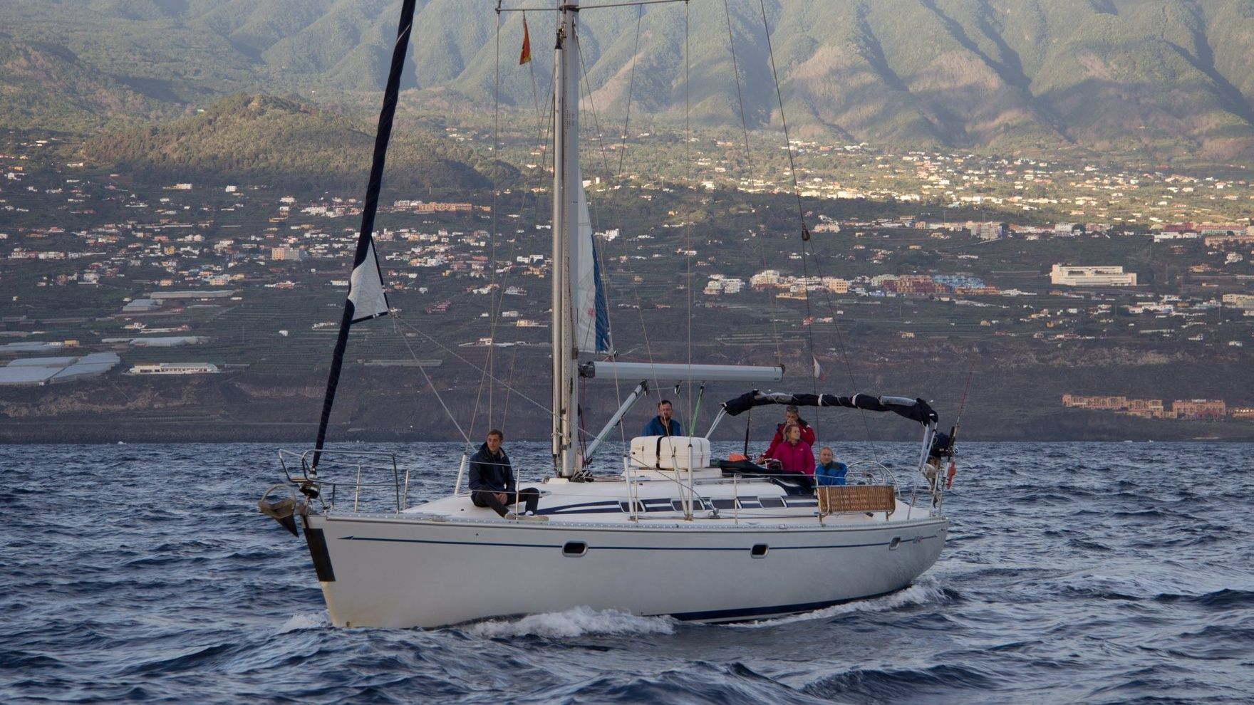 Atlantic Yachting in the Canary Islands