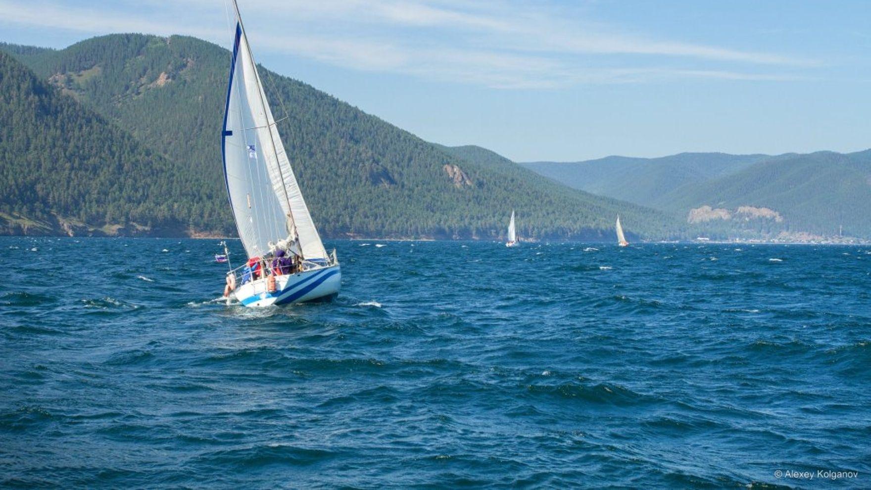 Baikal Sailing Week 2021