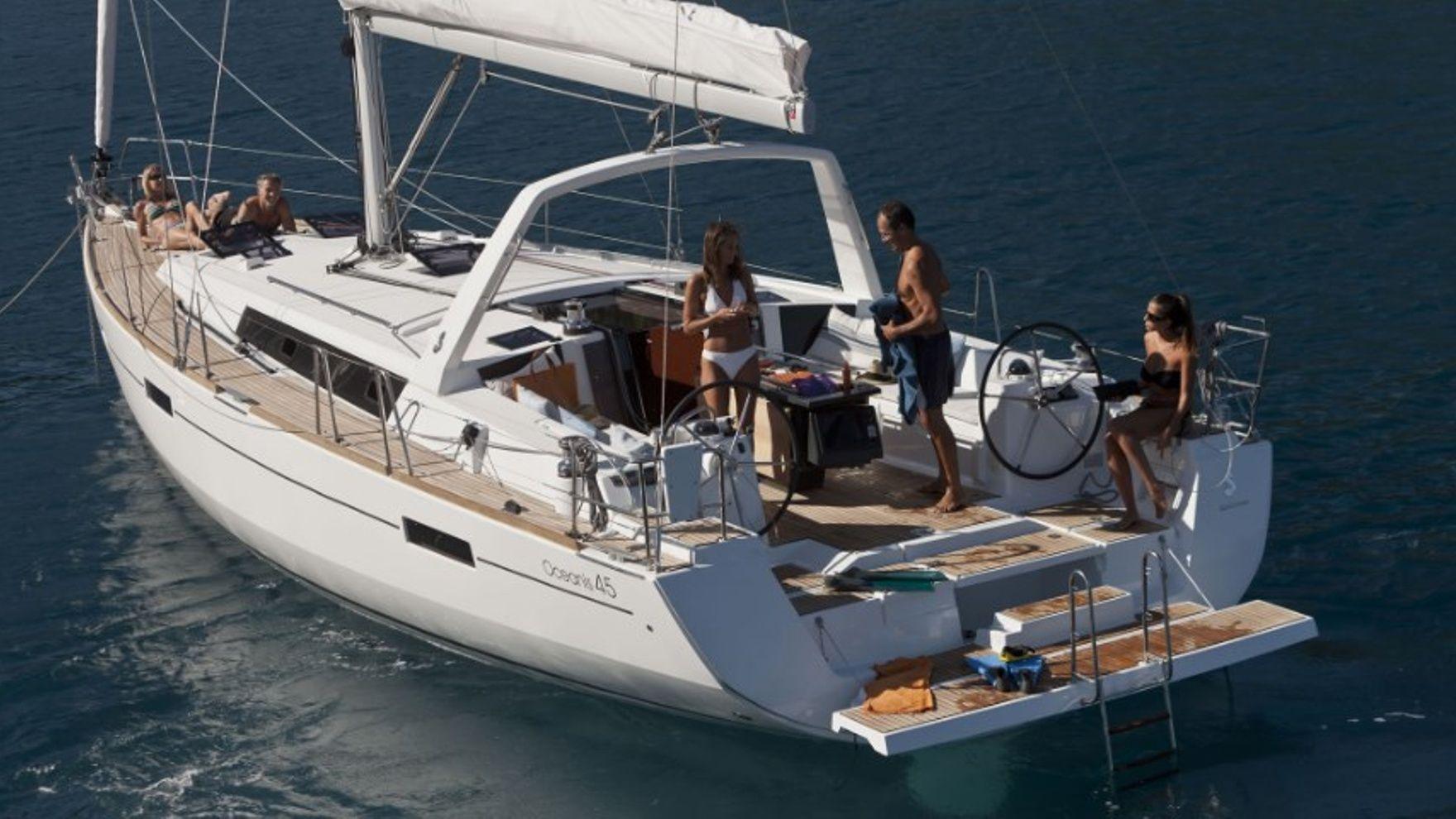 Bare Boat Skipper course
