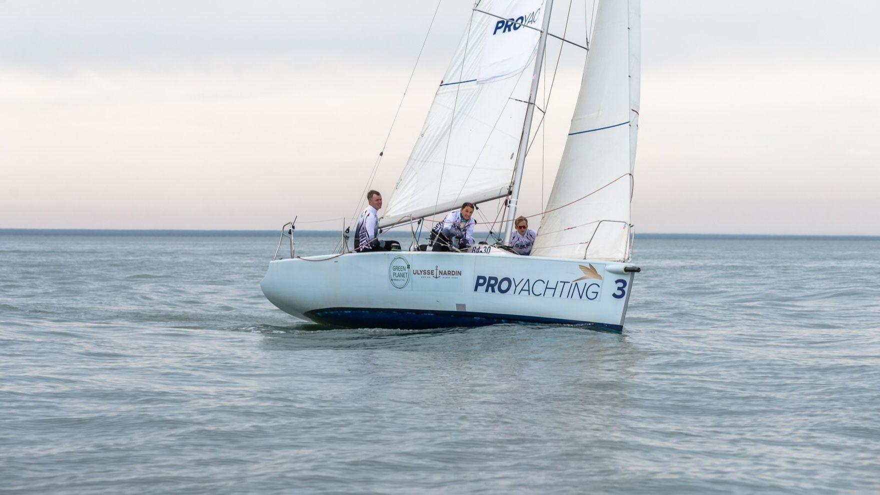 Базовый курс яхтинга Сompetent Crew