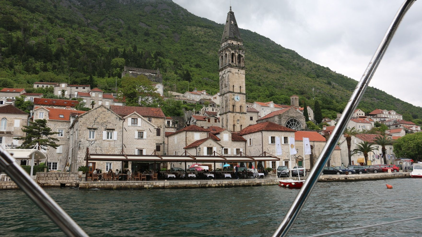 Montenegro, Boka Kotor Bay