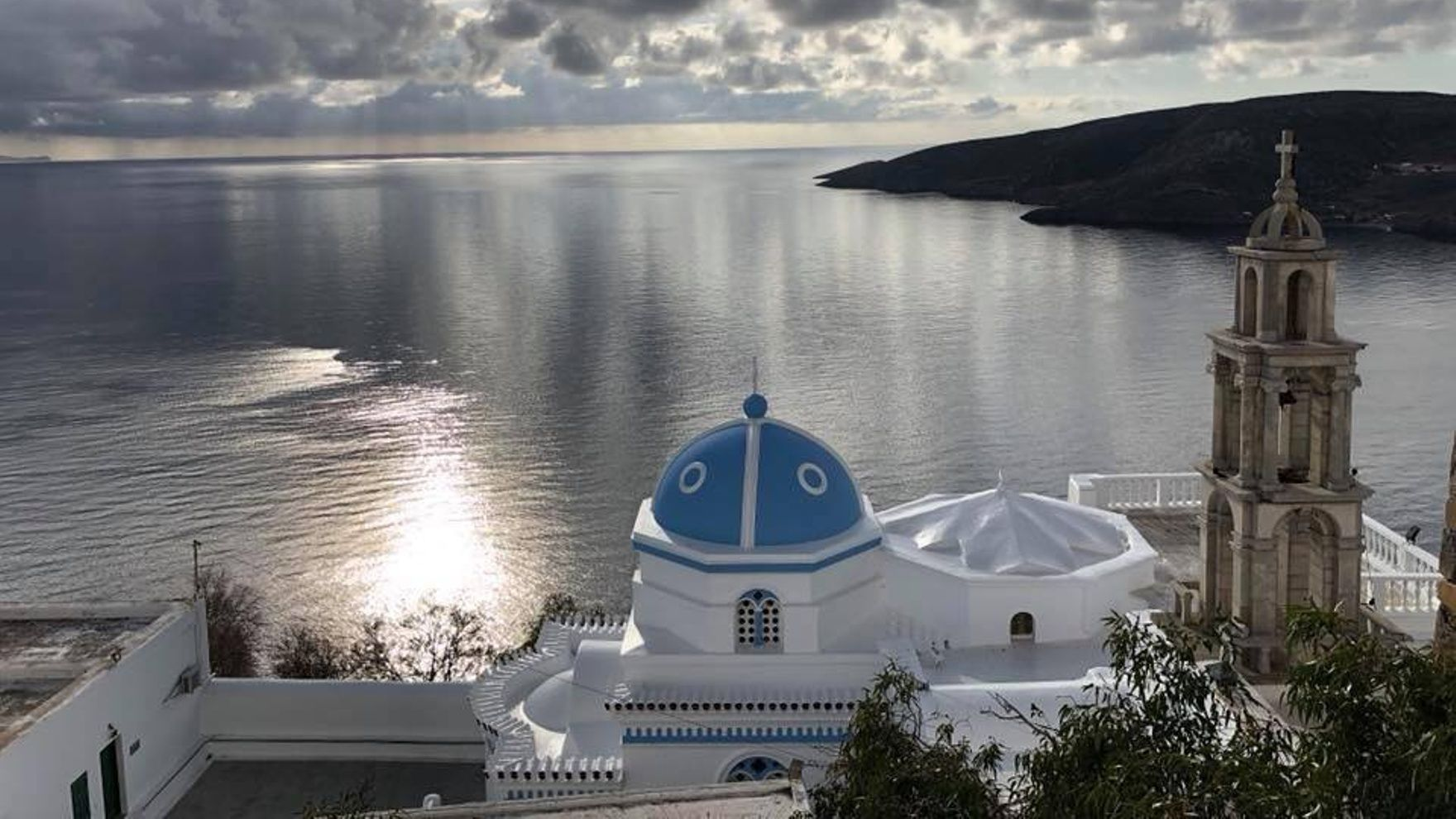 Day sailing: Greek islands