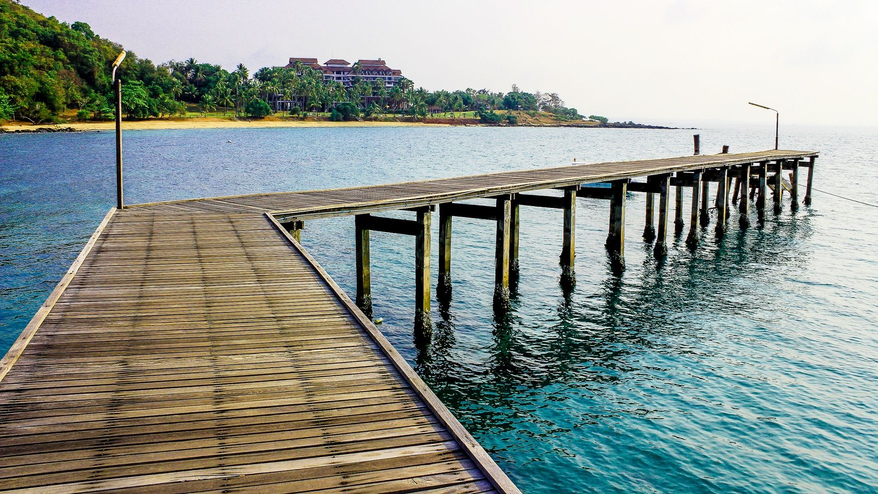 Day sailing: Thailand islands