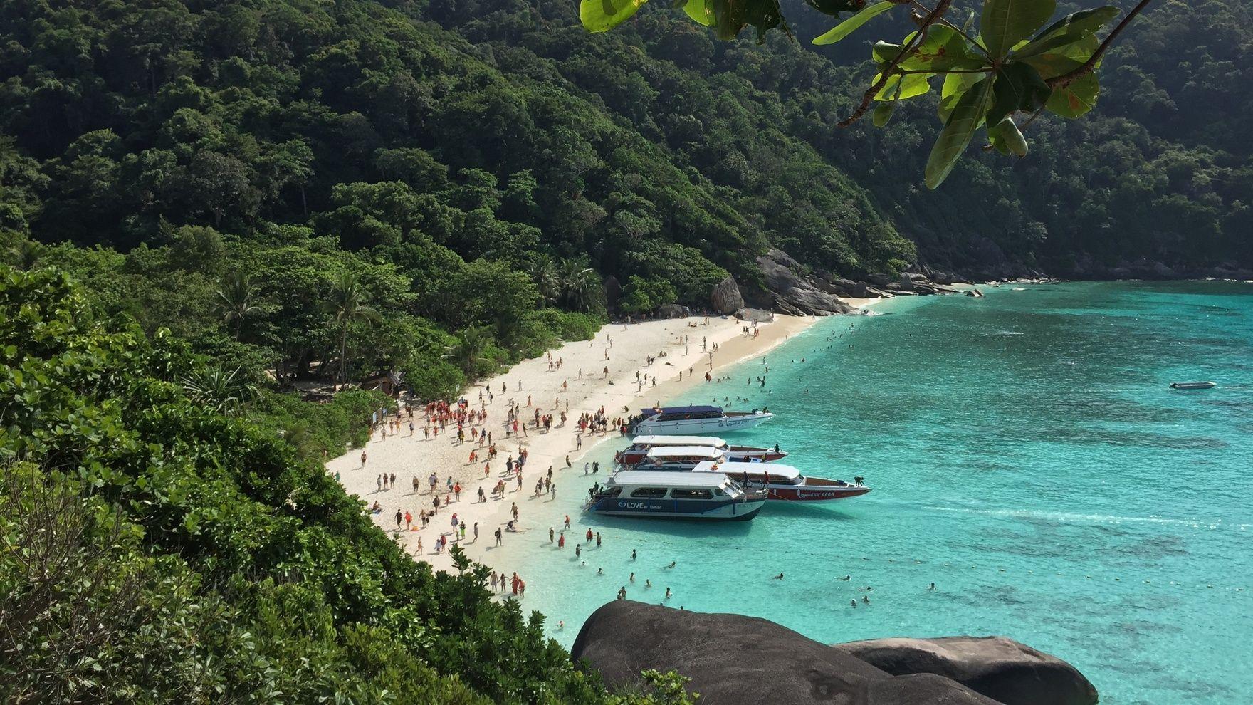 Двухнедельный круиз по островам Таиланда