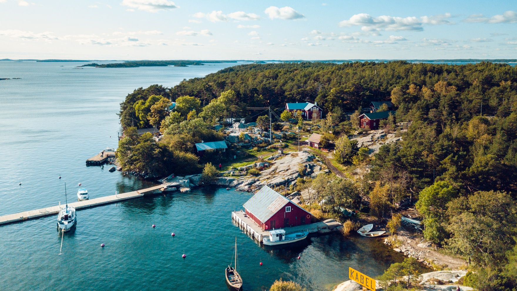 Expedition to the Turku archipelago