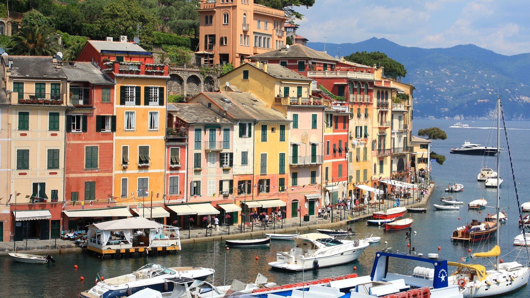 French and Italian Riviera: from Nice to Genoa