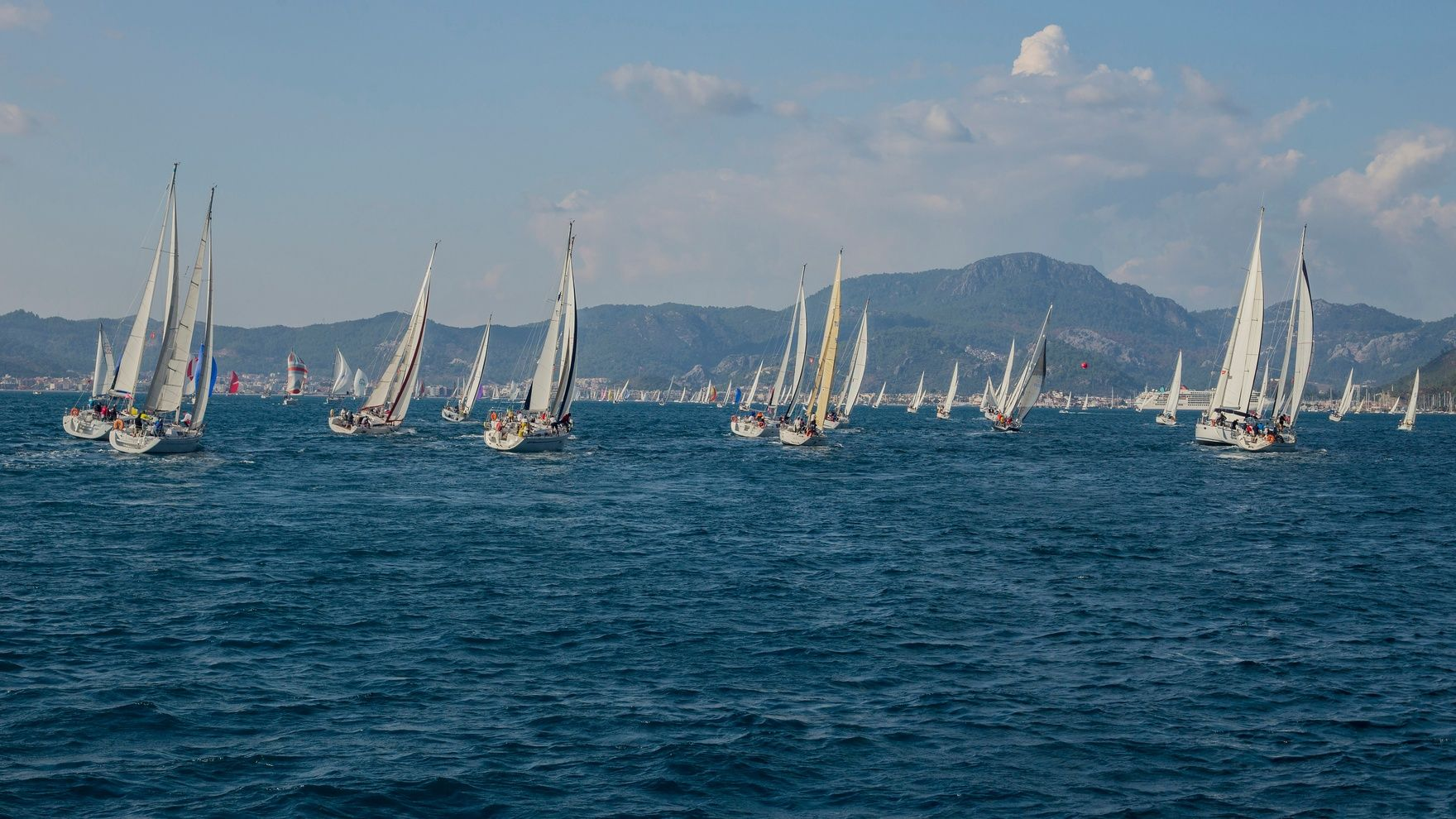 Göcek Autumn Race Week 2020