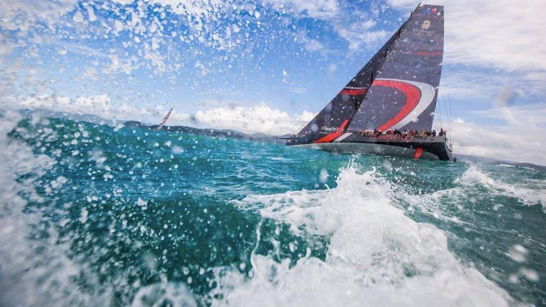 Регата Hamilton Island Race Week 2021
