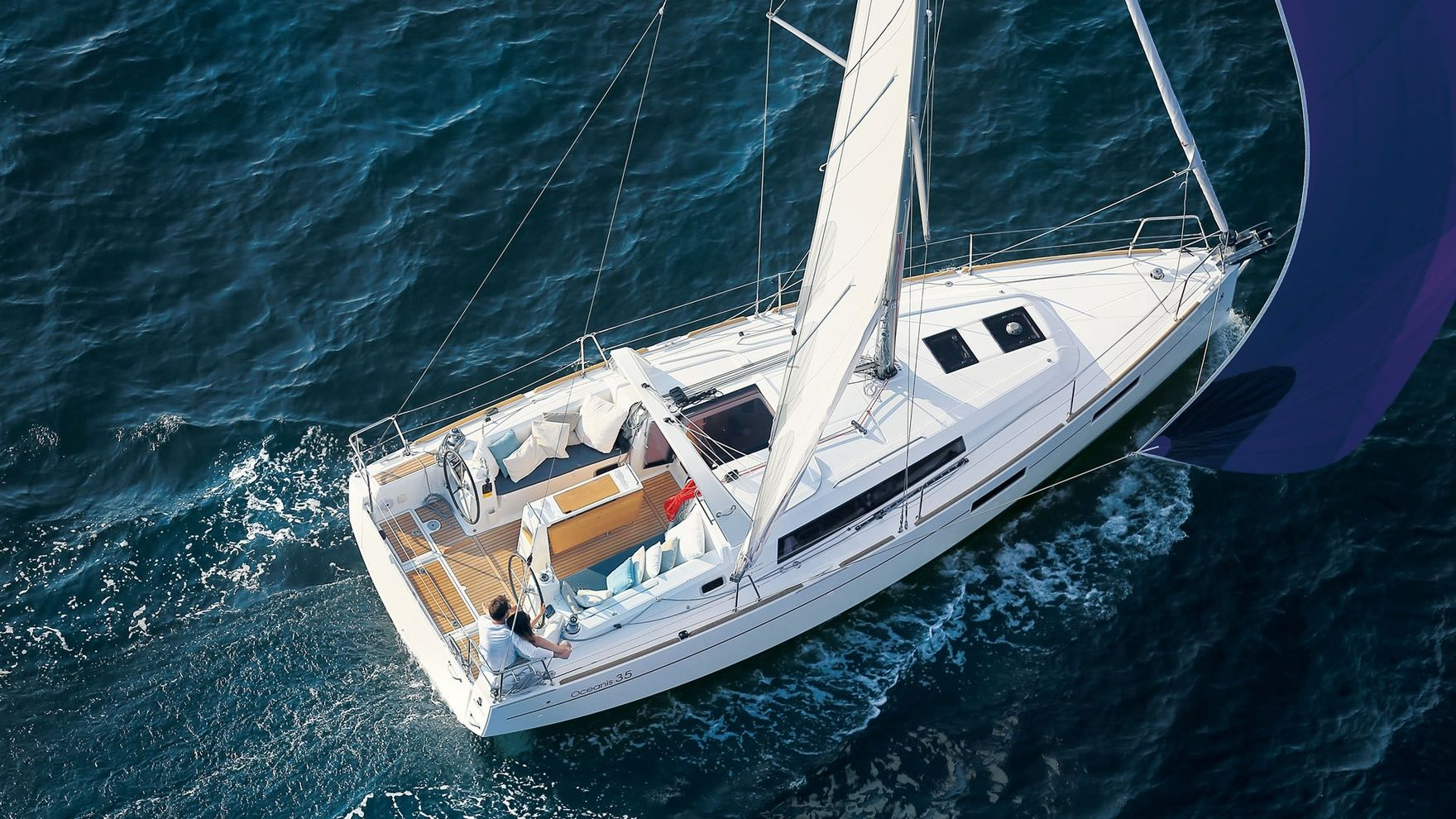 Курс International Bareboat Skipper (IYT)