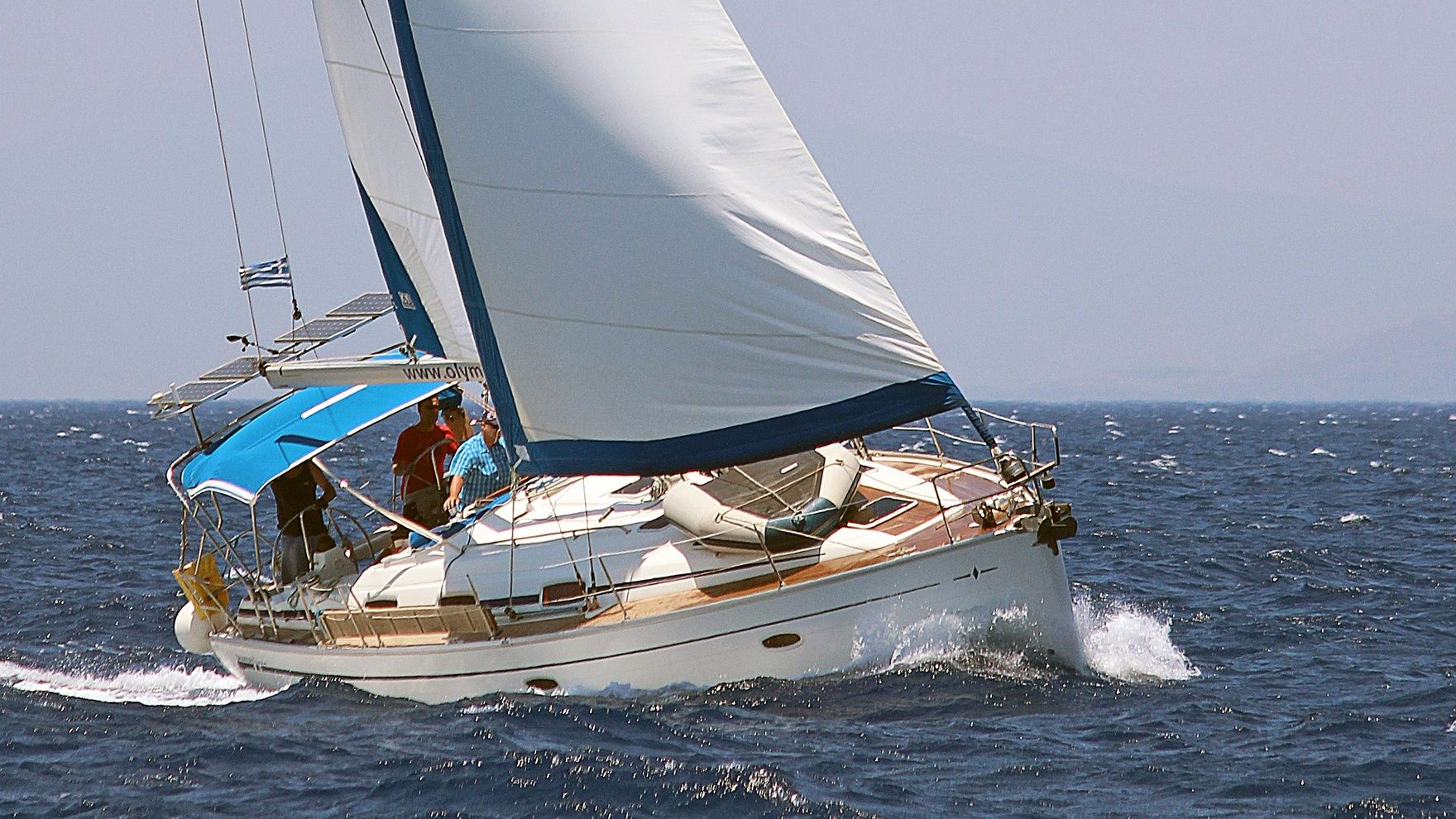 International Bareboat Skipper (IYT) Course