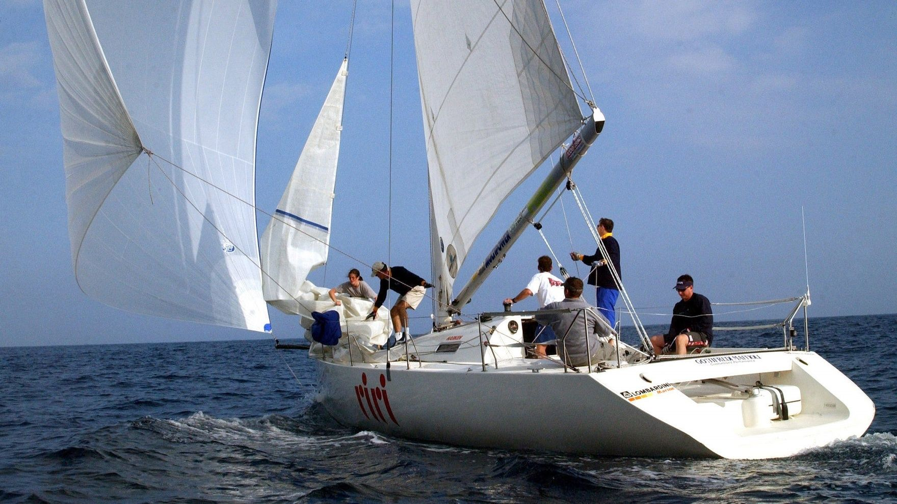 International Bareboat Skipper IYT practice in Turkey