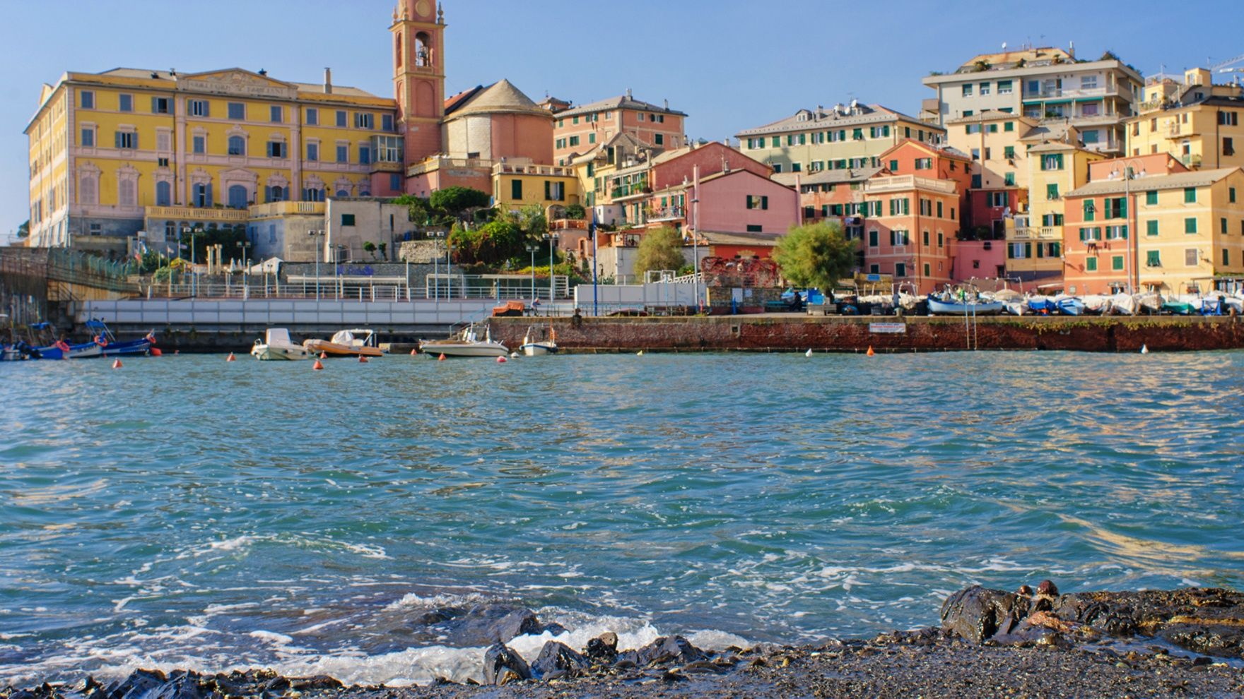 Italian Vacation 2021: Genoa — Follonica