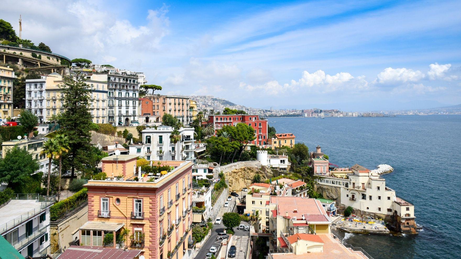Итальянские каникулы: из Рима в Неаполь