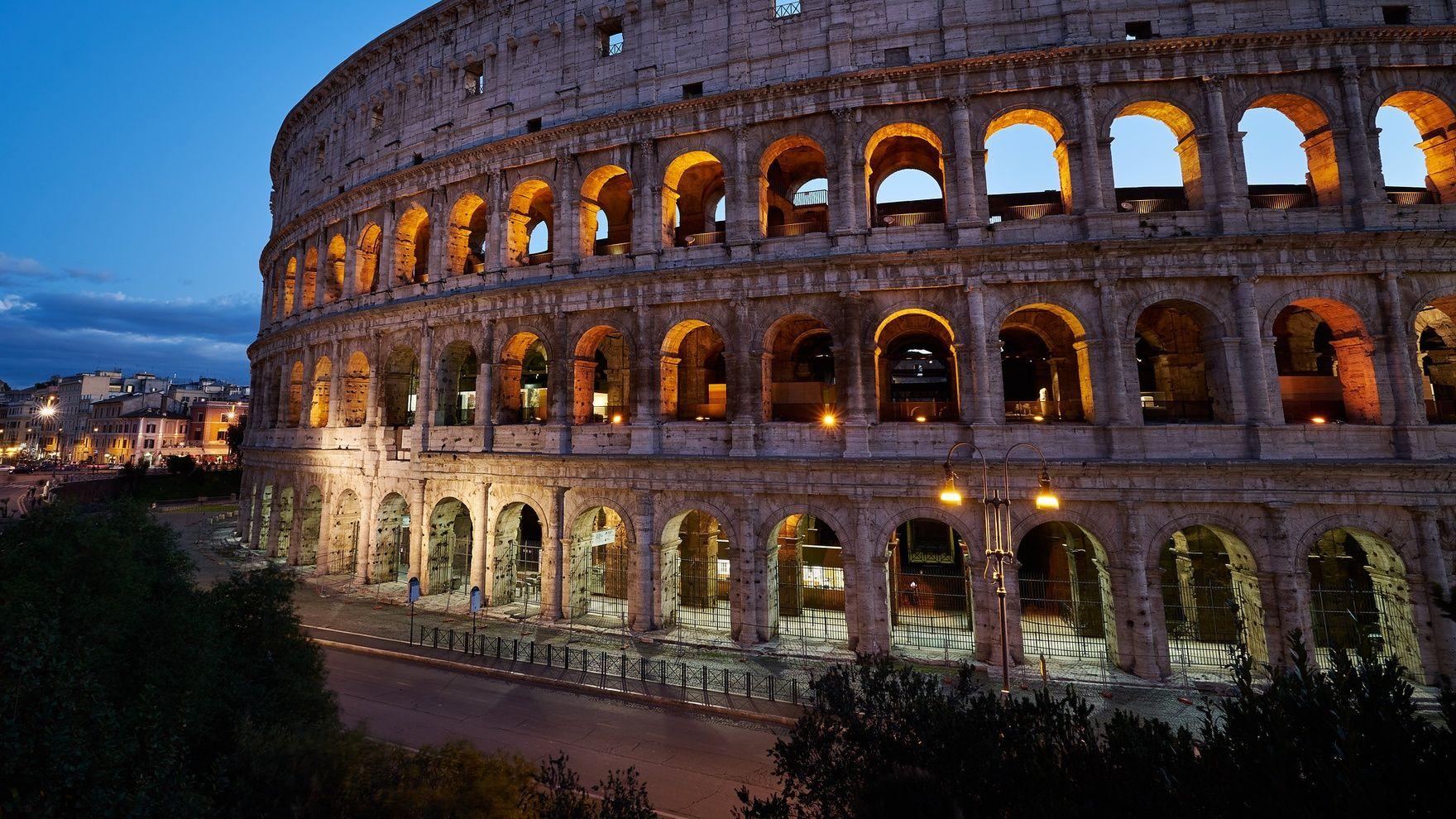 Итальянские каникулы: Рим - Фоллоника
