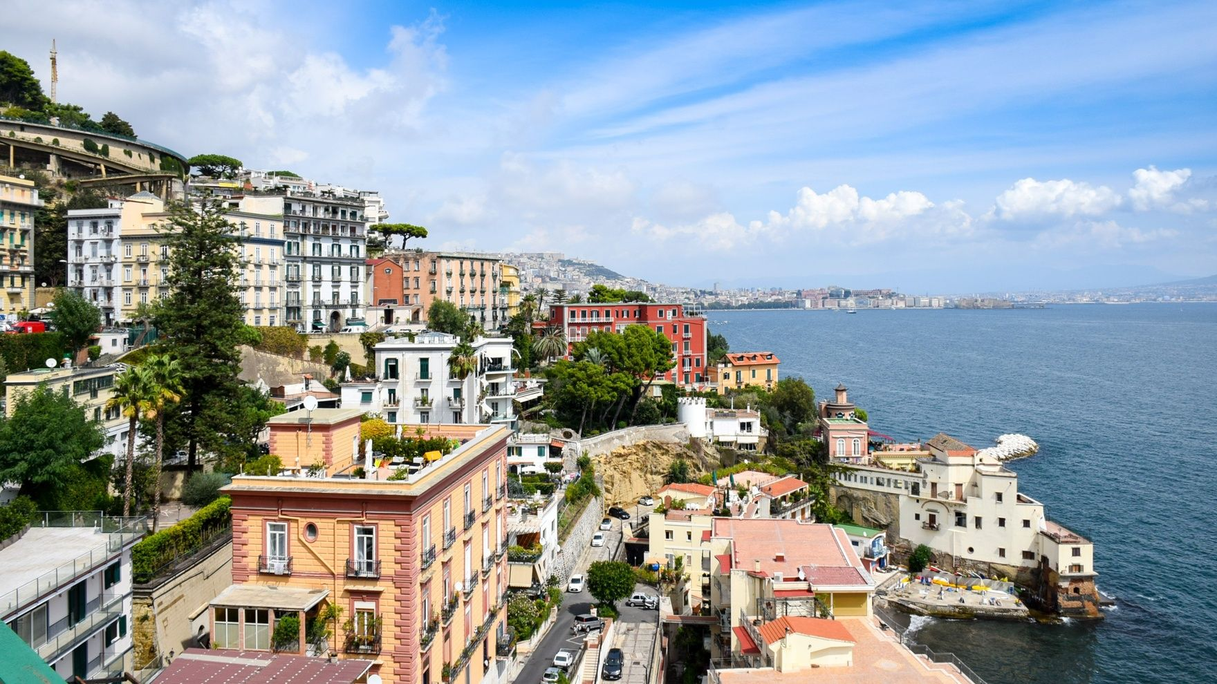 Italian Vacations: Neapolitan Coast