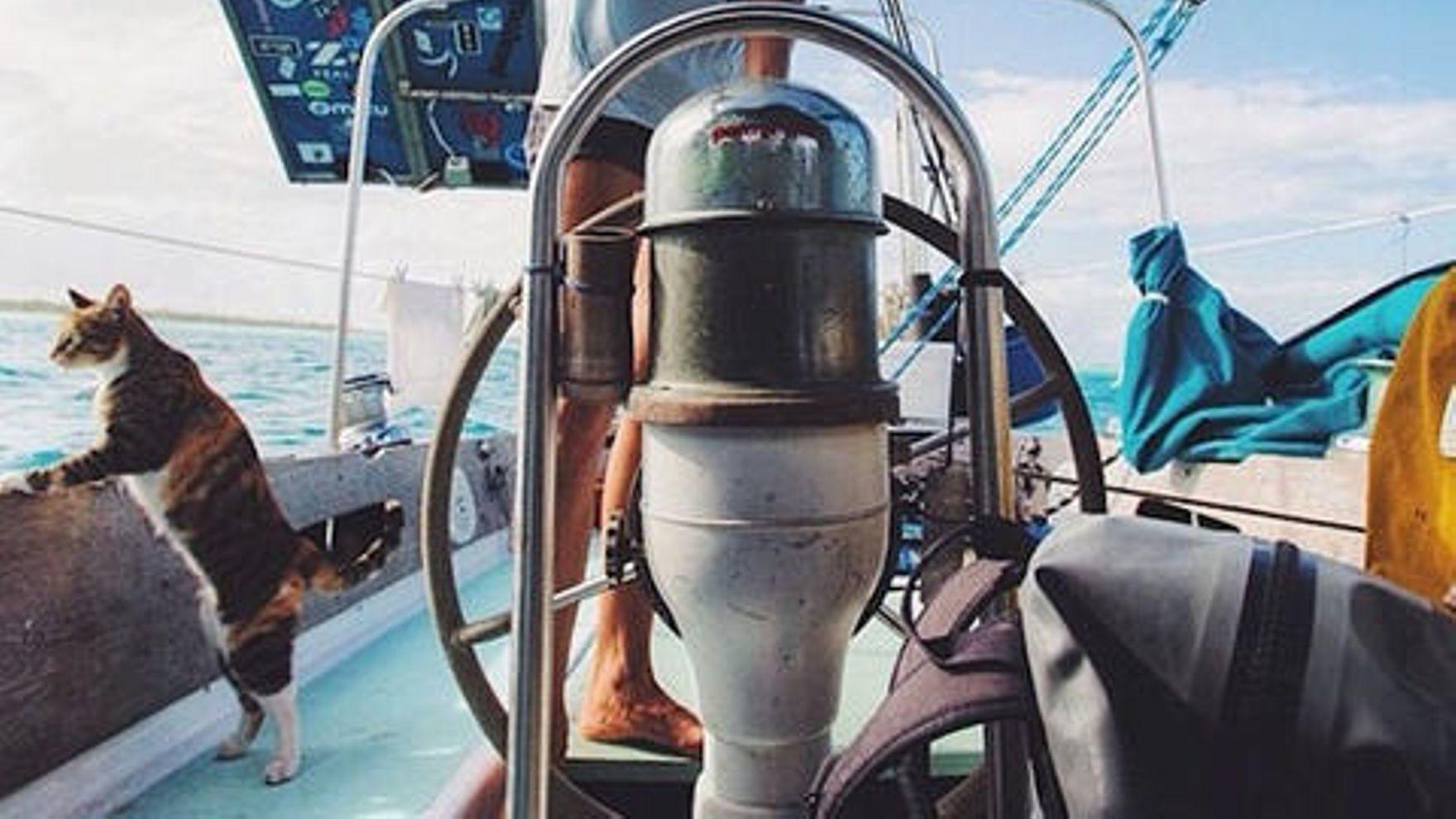 IYT Bareboat Skipper. Теоретический курс.