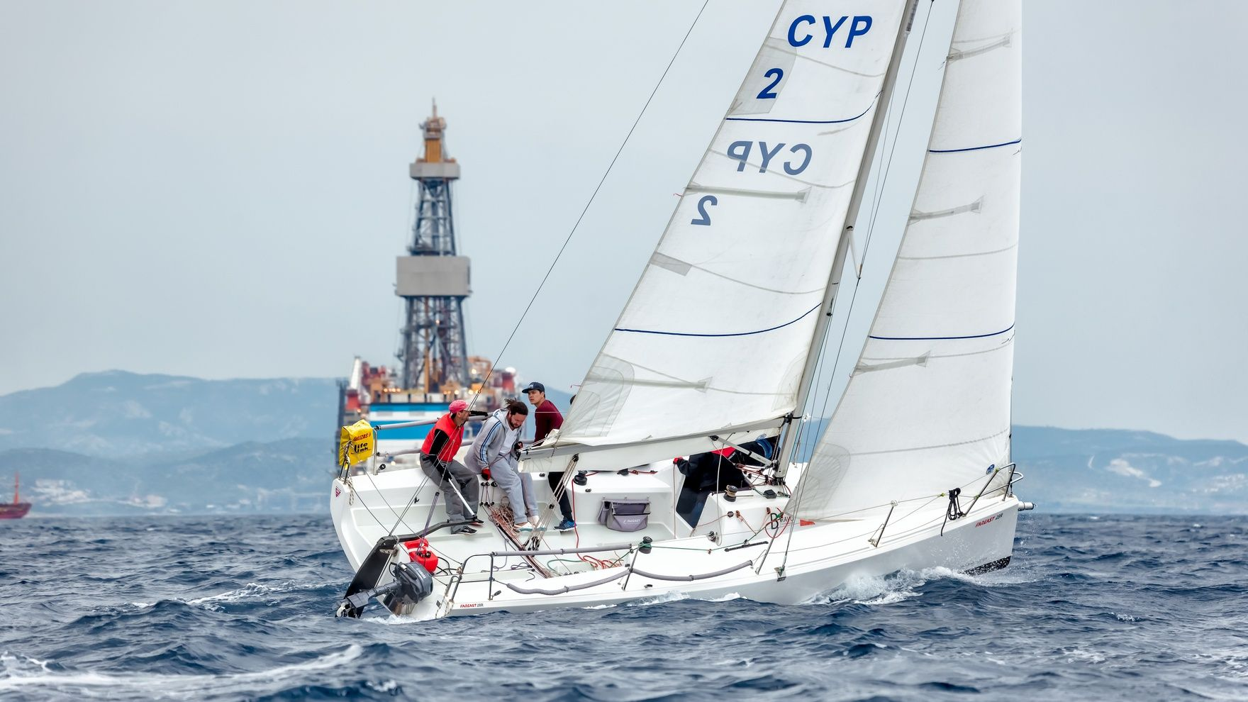 Курс IYT Day Skipper / Crew Sail + VHF