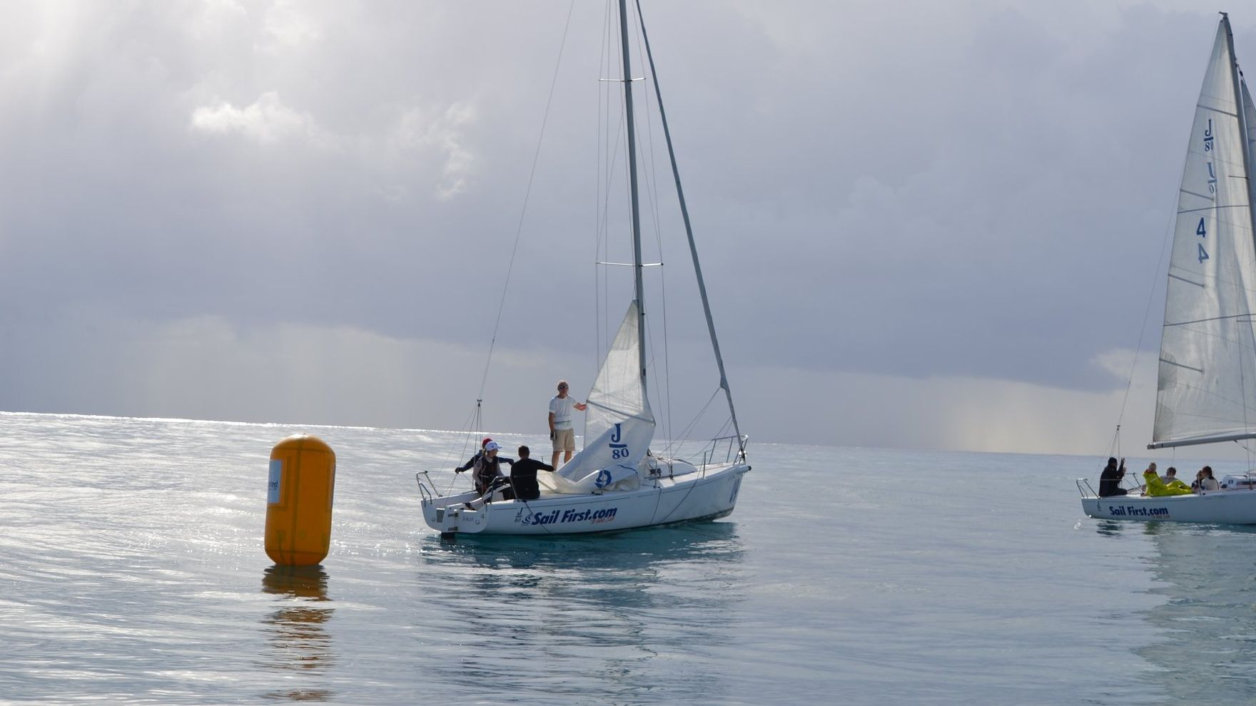 Курс IYT Day Skipper / Crew Sail