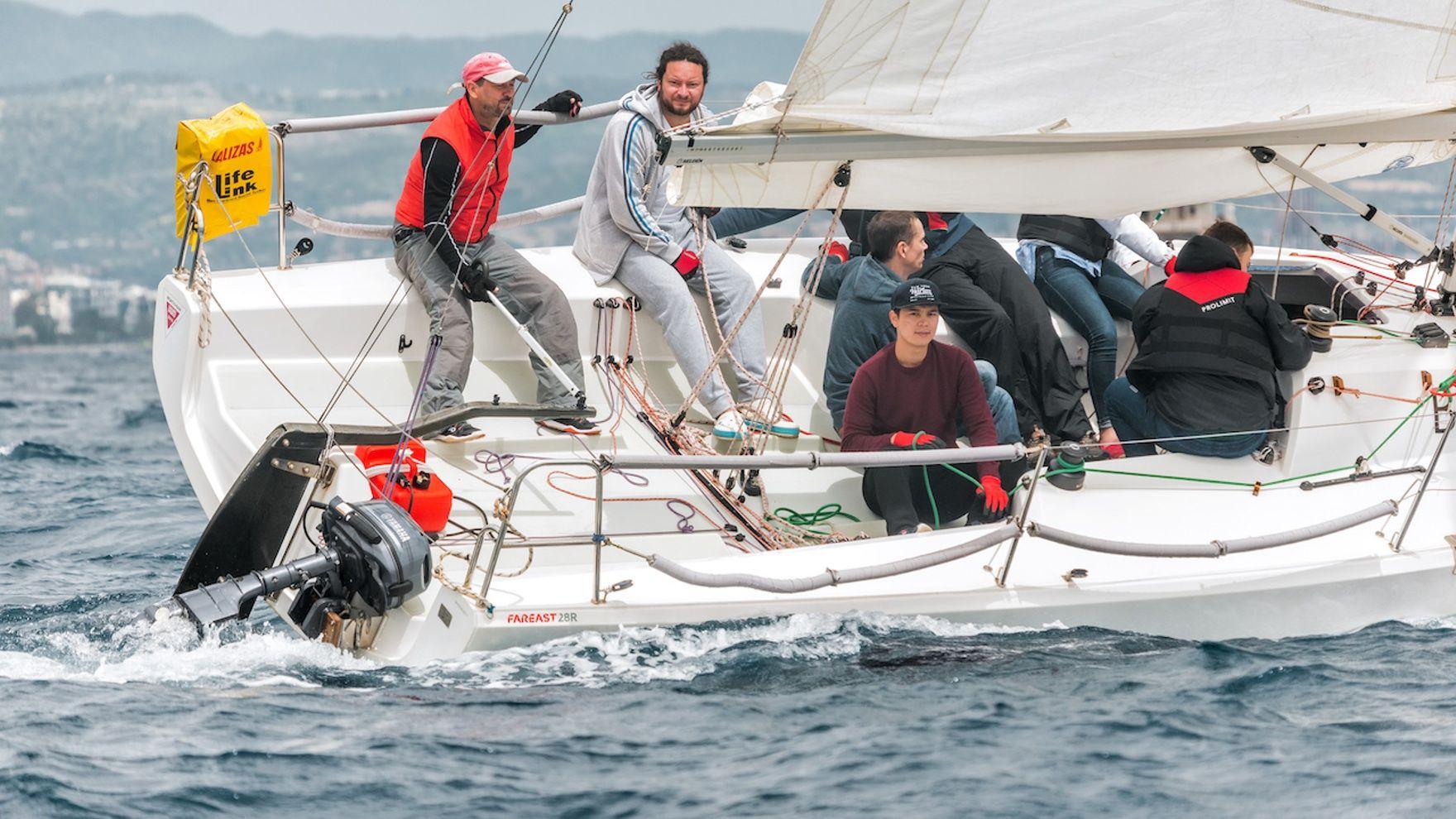 IYT Day Skipper / Crew Sail course + VHF