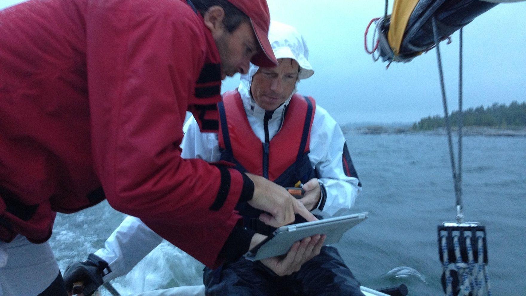 Курс IYT Introductory Sailing Skills