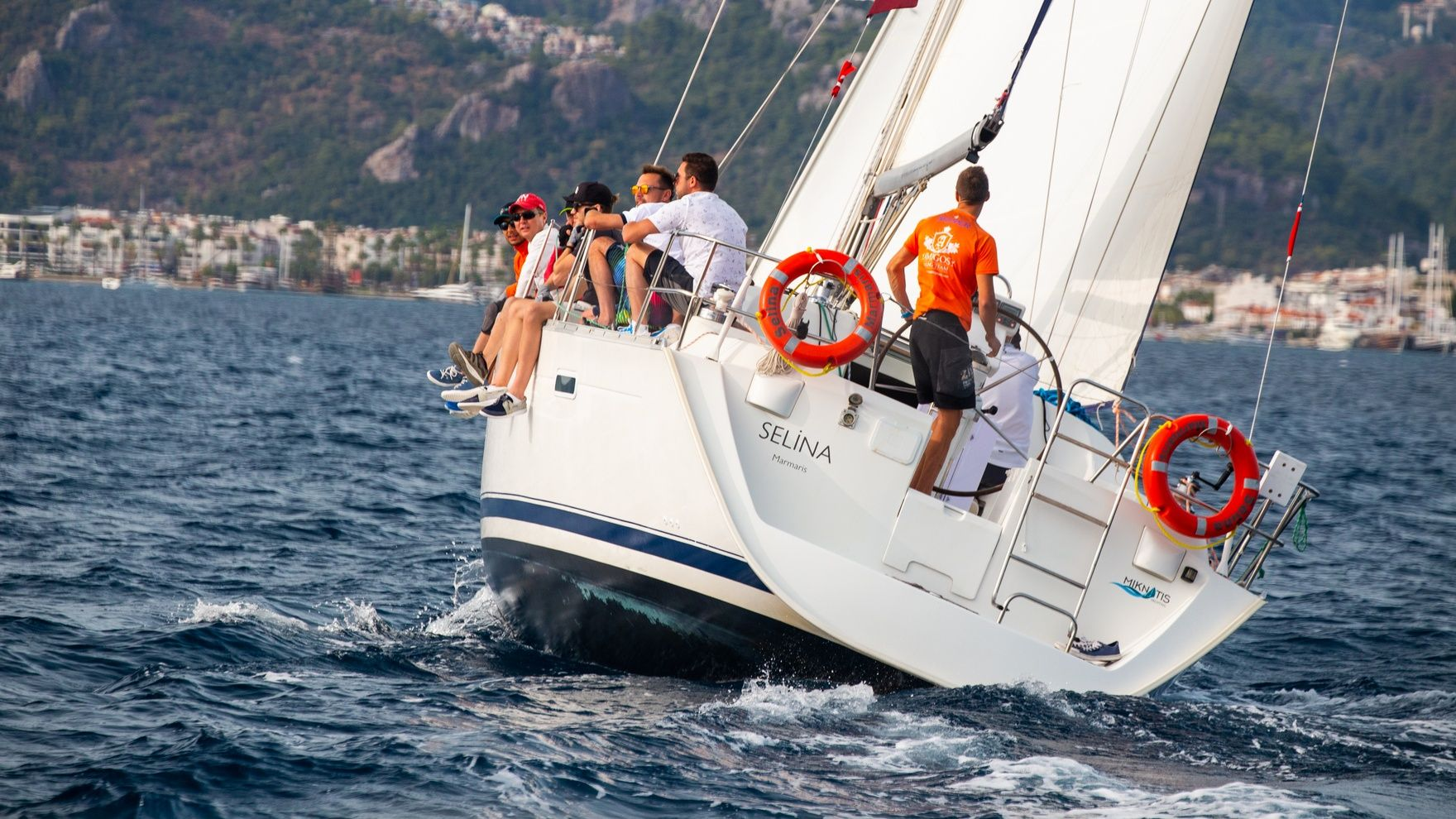 IYT Introductory Sailing Skills course