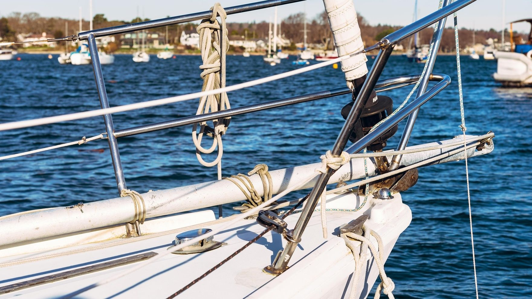 IYT Try Sailing Course