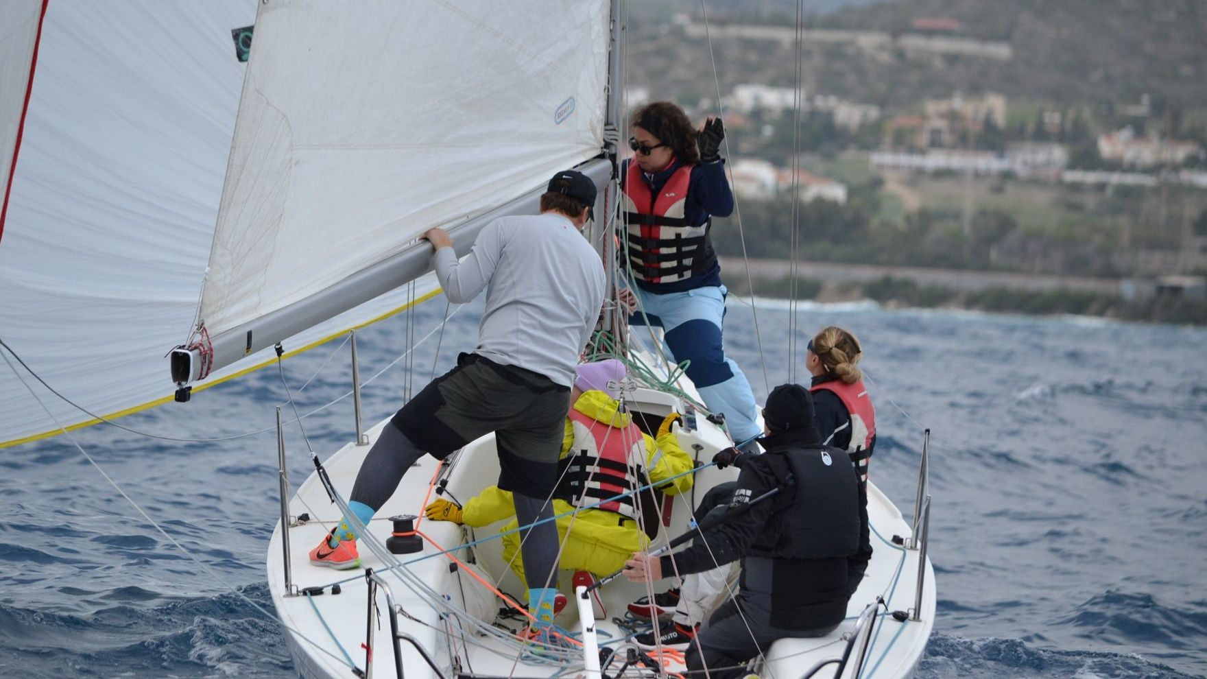 J80 Cyprus Championship winter series