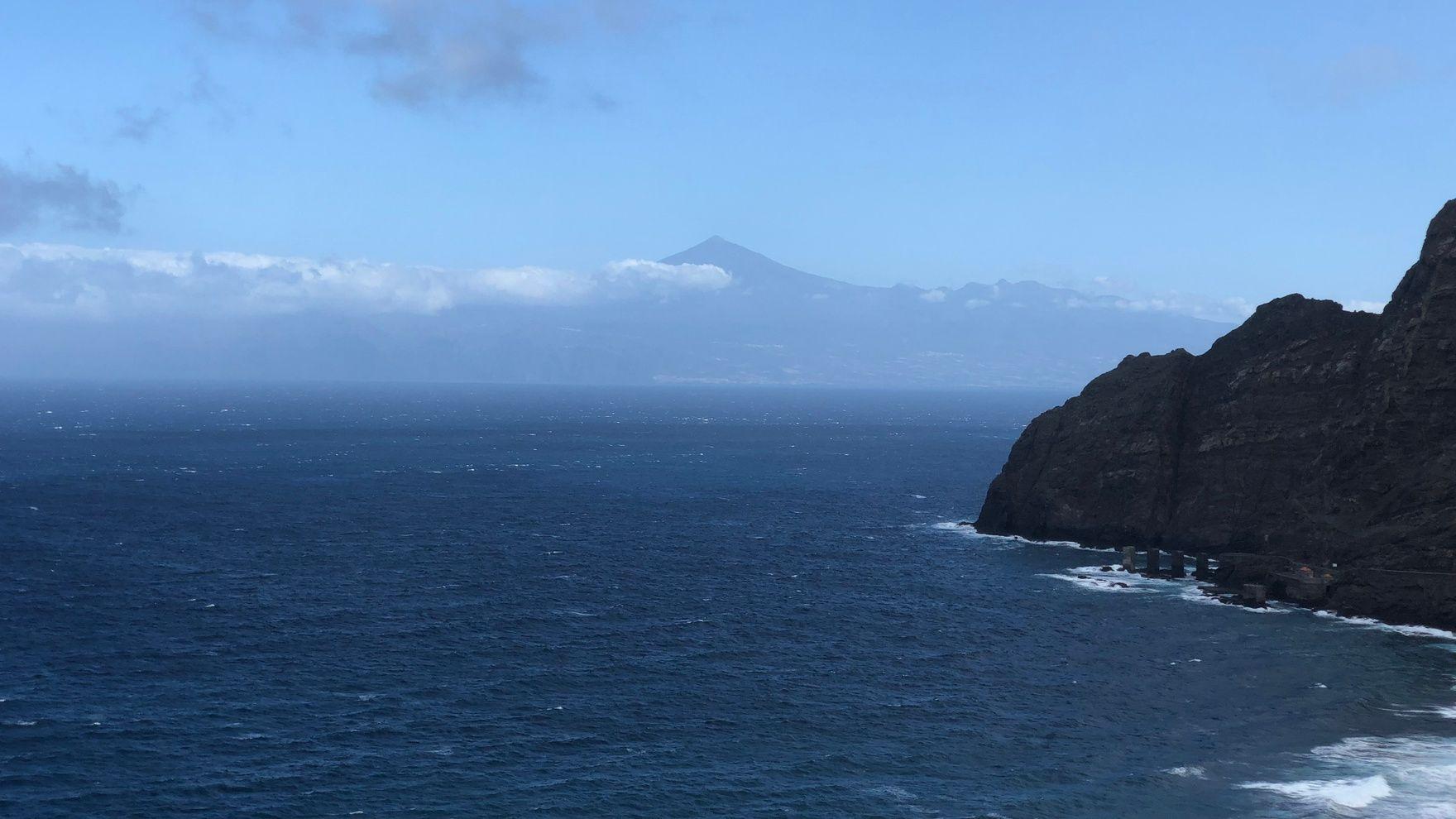 Canaries, 4islands in10days: Tenerife— LaGomera— LaPalma— Hierro.310nm