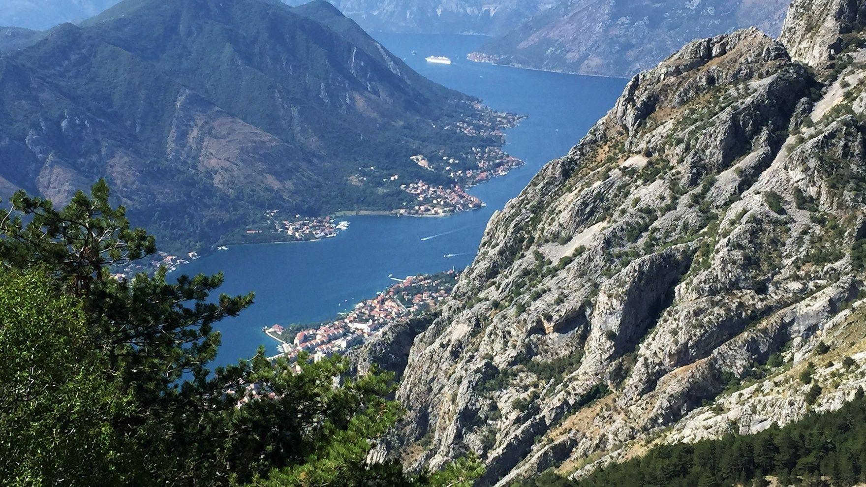 Каникулы в Черногории
