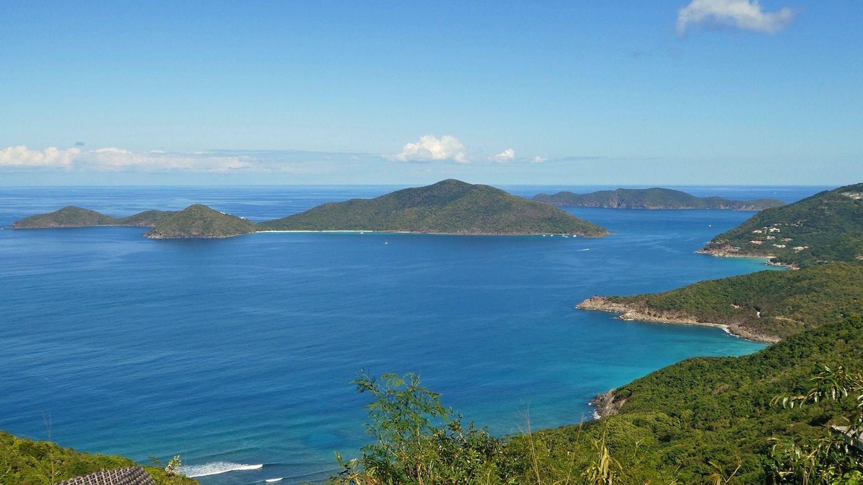 Карибские острова: с Мартиники на Тобаго Кейс и обратно
