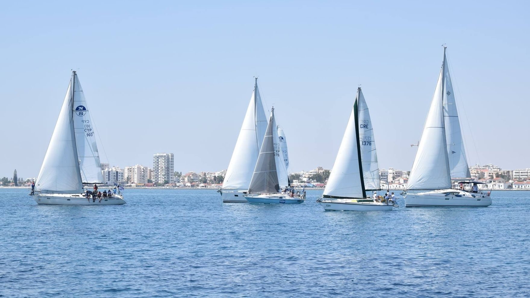 Kataklysmos Larnaca offshore regatta