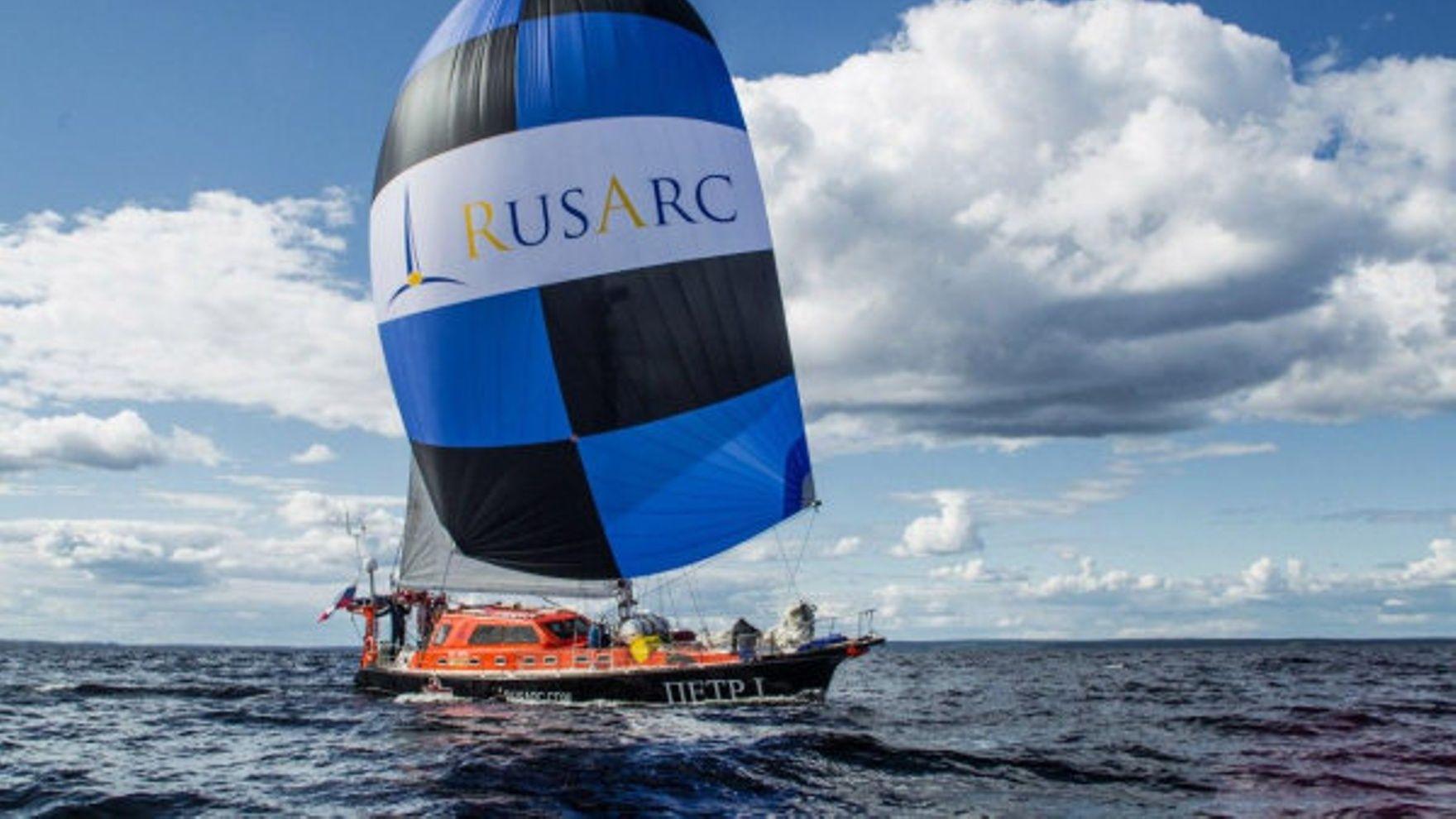 Экспедиция на  Белое море, с командой RusArc