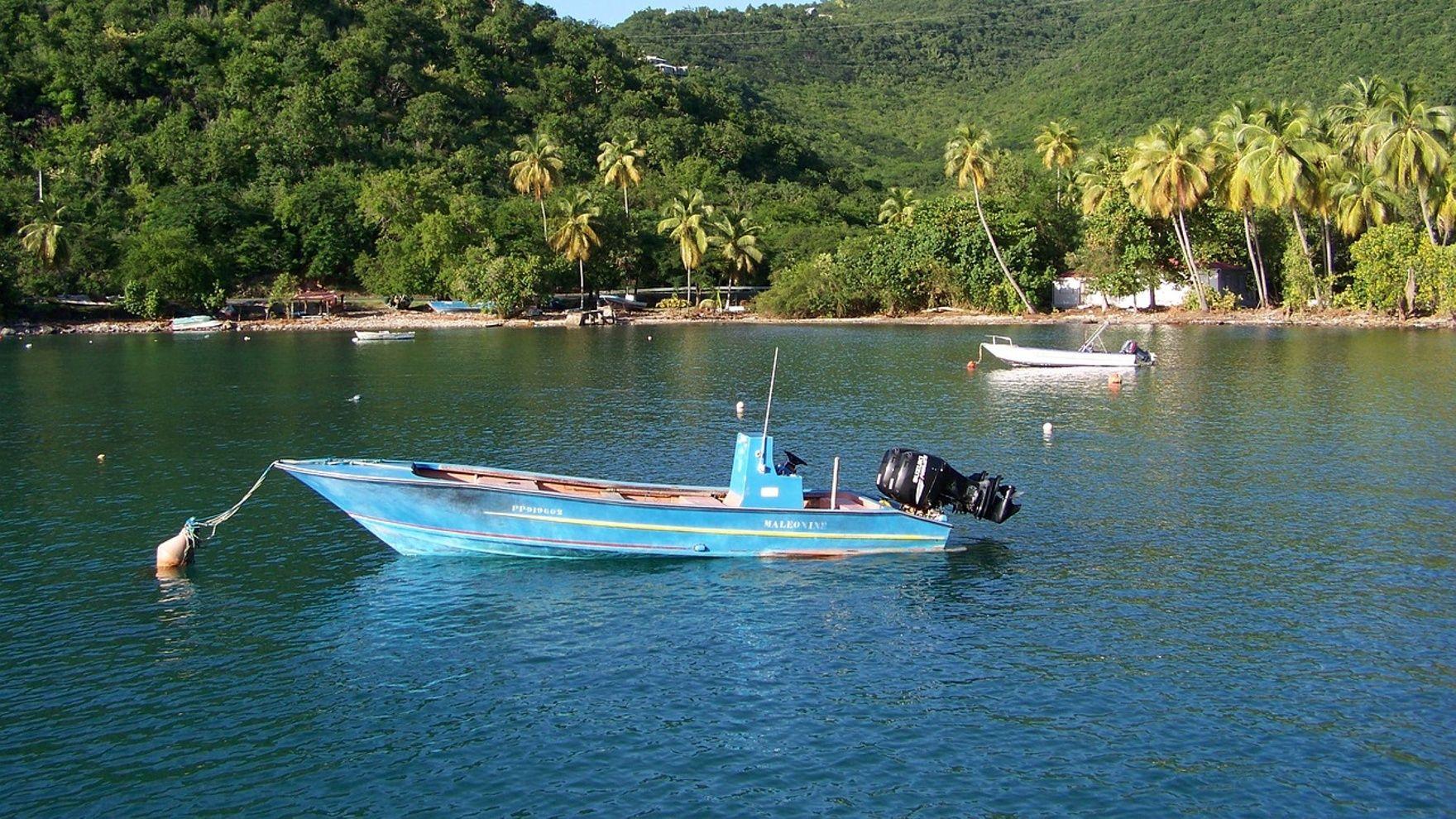 Barbados— Saint Martin cruise