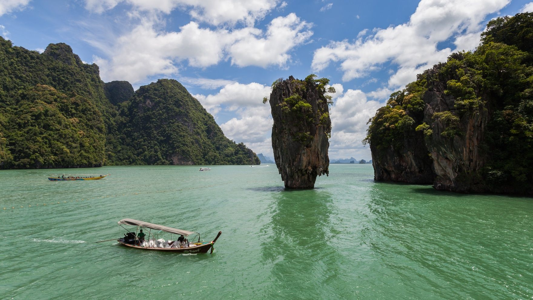 Круиз на каникулы по островам Таиланда