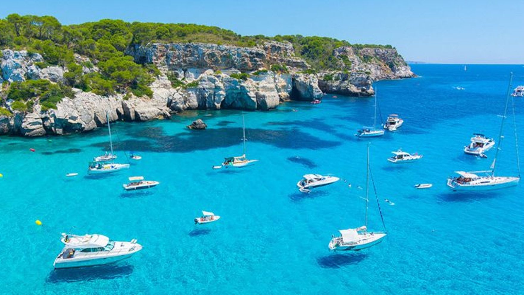 The Balearic Islands сruise