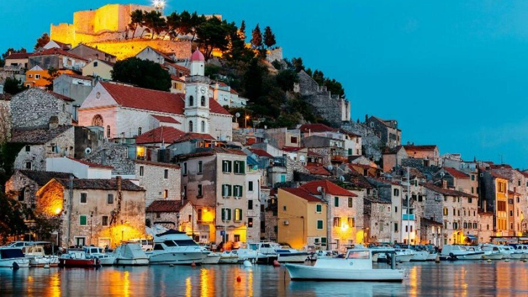Круиз по Хорватии