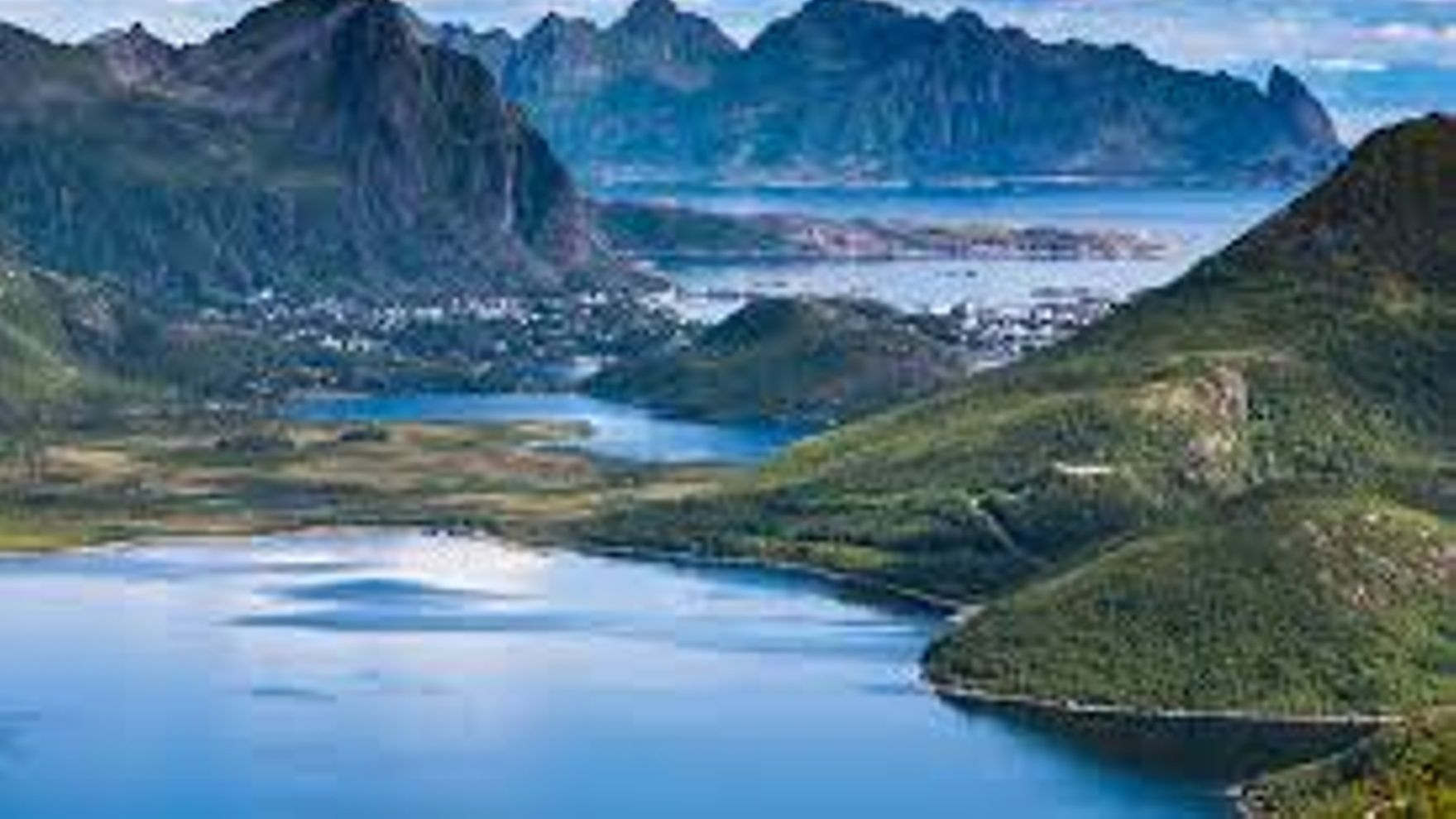 The Lofoten Islands cruise in Norway