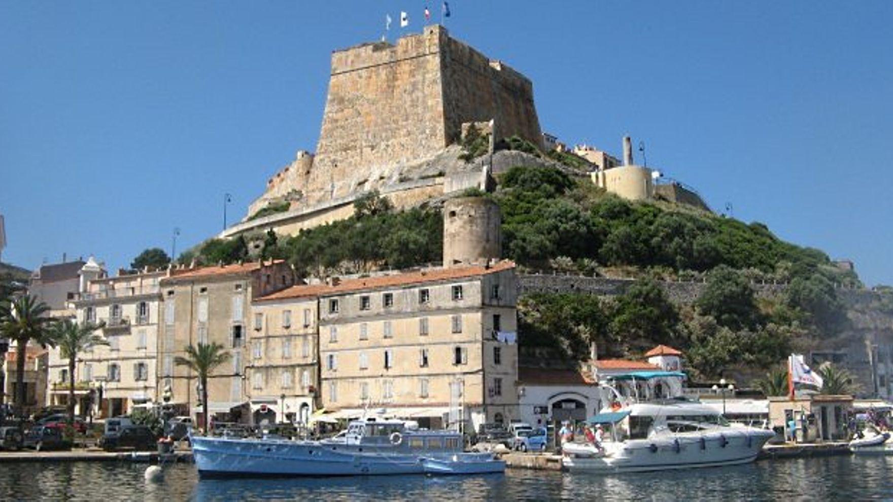 Круиз Сардиния — Корсика
