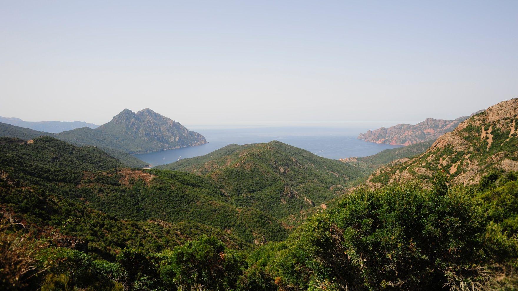 Круиз Саридиния — Корсика